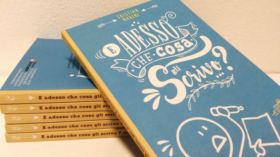 Da un errore possono nascere cose belle… Come un libro per esempio!