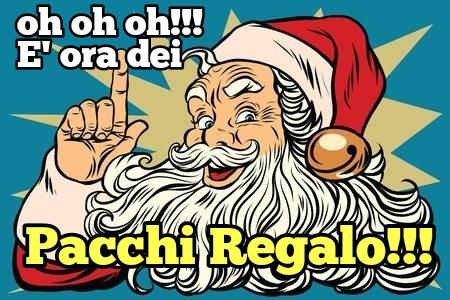 E' Natale… Ed io sono una frana a fare i pacchetti!